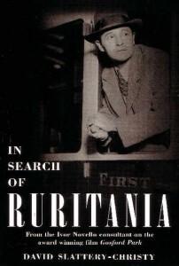 In Search Of Ruritania, David Slattery-Christy